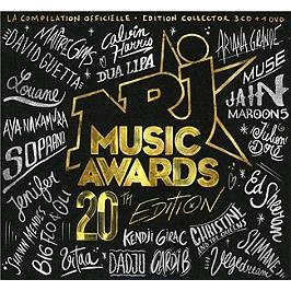 NRJ music awards 2018 20th edition /vol.2, Edition 3 CD + 1 DVD (vidéos clips)., CD + Dvd