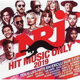 NRJ hits music only 2019, CD + Box