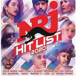 NRJ hit list 2020, CD + Box