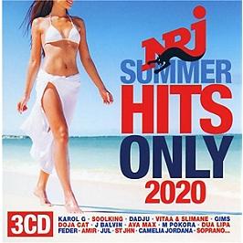 NRJ summer hits only 2020, CD + Box