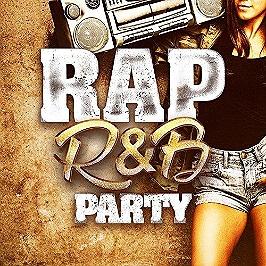 Rap RNB party, CD