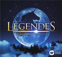 Légendes de Compilation en CD BOX