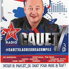 Virgin radio Cauet Slache, CD + Box