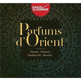 Parfums d'orient, CD Digipack
