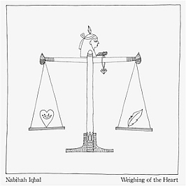 Weighing of the heart, Vinyle 33T