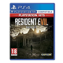 Resident evil 7 - PLAYSTATION HITS (PS4)