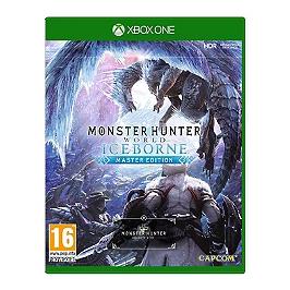Monster hunter world iceborn - Master edition (XBOXONE)