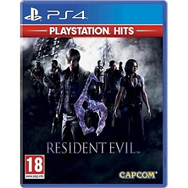 Resident evil 6 - PLAYSTATION HITS (PS4)