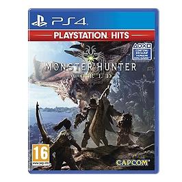 Monster Hunter World - PLAYSTATION HITS (PS4)