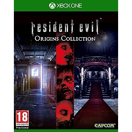 Resident evil origins collection (XBOXONE)