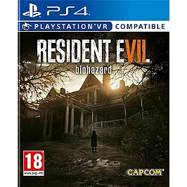 Resident evil VII - biohazard - édition Gold (PS4)