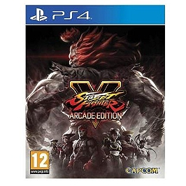 Street Fighter V - Arcade edition (PS4)