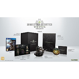 Monster hunter world - édition collector (PS4)