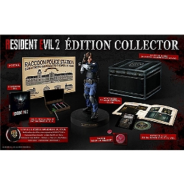 Resident evil 2 - édition collector (PS4)