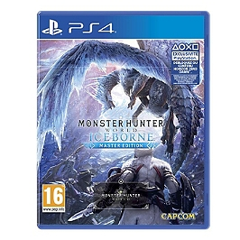Monster hunter world iceborn - Master edition (PS4)
