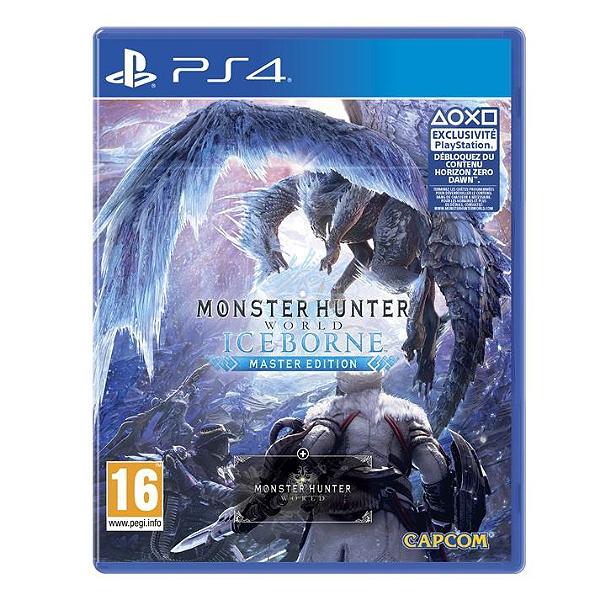 Mhw Calendrier.Monster Hunter World Iceborn Master Edition Ps4