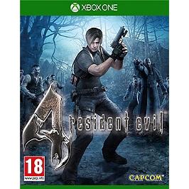 Resident evil 4 (XBOXONE)
