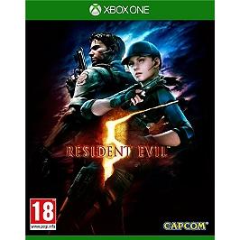 Resident evil 5 (XBOXONE)