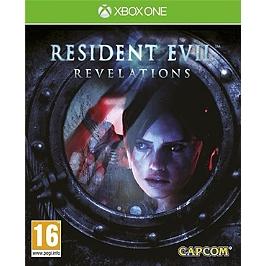 Resident Evil revelations (XBOXONE)