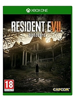Resident evil VII - biohazard - édition Gold (XBOXONE) sur Microsoft XBox One