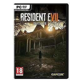 Resident evil VII - biohazard - édition Gold (PC)