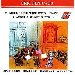 Musique de chambre avec guitare, CD
