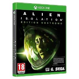 Alien isolation - édition limitée (XBOXONE)