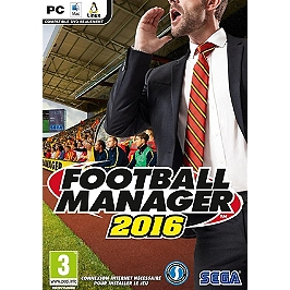Football manager 2016 - édition limitée (PC)