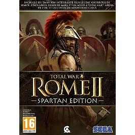 Total war Rome 2 - Spartan Edition (PC)