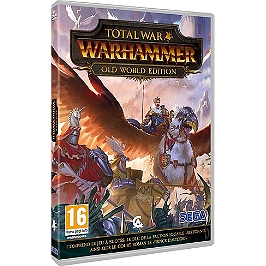 Total war : warhammer - Old World edition (PC)