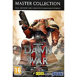 Dawn of war 2 master collection : dawn of war + chaos rising + retribution (PC)