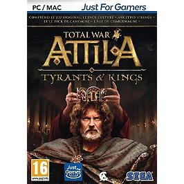 Total war : Attila tyrants and kings (PC)