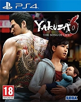 Yakuza 6 The Song Of Life Day 1 Ps4 Sur Playstation 4 Jeux