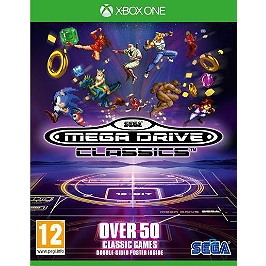 Sega mega drive classics (XBOXONE)