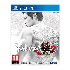 Yakuza kiwami 2 - Steelbook (PS4)
