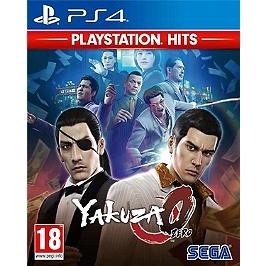 Yakuza zero - Playstation HITS (PS4)
