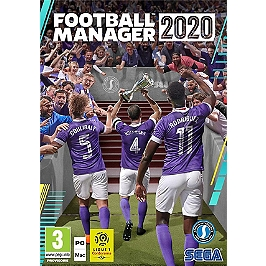 Football manager 2020 digipack - D1 edition (PC)