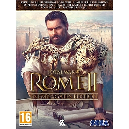 Rome 2 enemy at the gates - edition total war (PC)