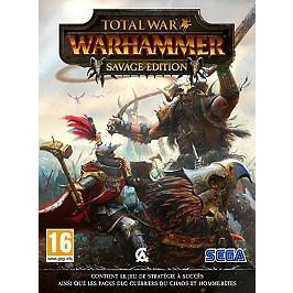 Total war : warhammer - savage edition (PC)