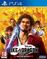 Yakuza : Like a Dragon - limited edition (PS4)