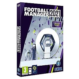 Football Manager 2021 - édition limitée (PC)