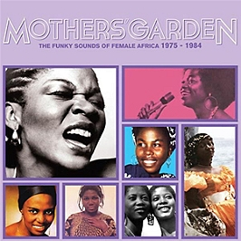 Mothers garden the funky sounds of female, Vinyle 33T