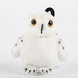 HARRY POTTER - Peluche sonore mini Hedwige 9cm