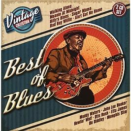 Best of blues, CD