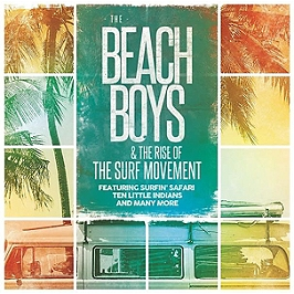 Rise of the surf movement, Vinyle 33T