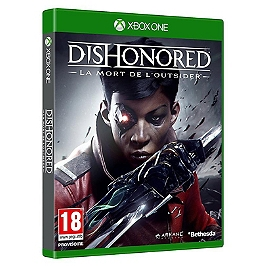 Dishonored - la mort de l'Outsider (XBOXONE)