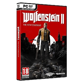 Wolfenstein II : the new colossus (PC)