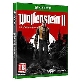 Wolfenstein II : the new colossus (XBOXONE)