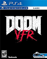 Doom VFR (PS4) sur Sony PlayStation 4