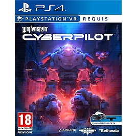 Wolfenstein II : cyberpilot VR (PS4)